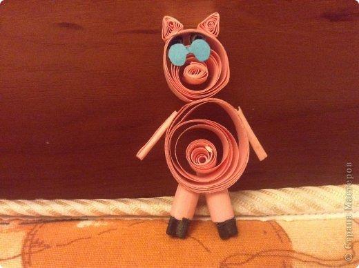 Крутая свинья... фото 1
