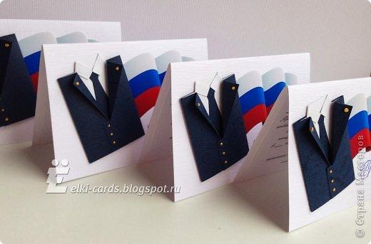Да-да! 10 ноября - День сотрудника органов внутренних дел Российской Федерации. Для их праздника было изготовлено 50 вот таких пригласительных: фото 1