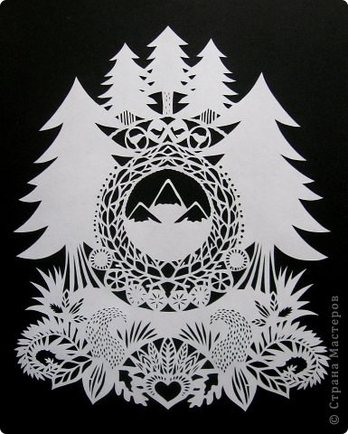 Леса и горы_Emily Hogarth фото 7
