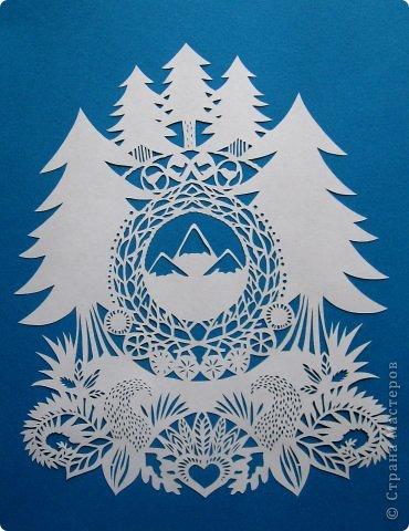Леса и горы_Emily Hogarth фото 1