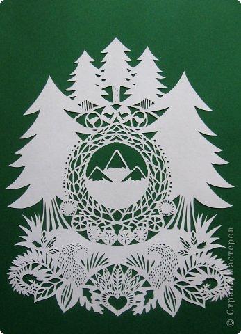Леса и горы_Emily Hogarth фото 10