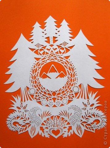 Леса и горы_Emily Hogarth фото 13