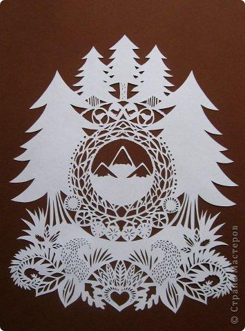 Леса и горы_Emily Hogarth фото 12