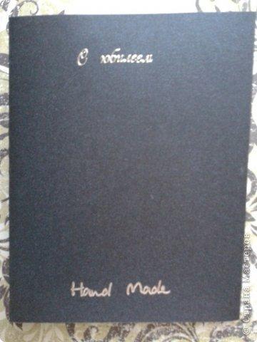 Вот моя первая обложка на паспорт фото 42