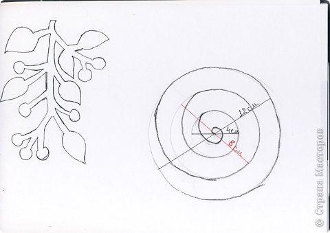 Поделка изделие Новый год Аппликация Плетение Плетенные сердечки к Новому году Бумага газетная Клей Краска Ленты Фетр фото 11