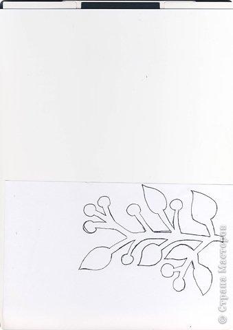 Мастер-класс Поделка изделие Новый год Аппликация Новогодняя елочка из фетра Клей Ленты Нитки Фетр фото 6