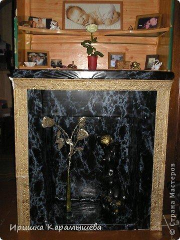 Камин от Мила-Ванила  - https://stranamasterov.ru/node/493576 фото 10
