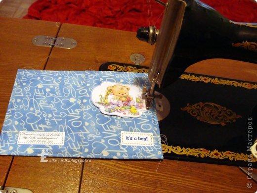 Мастер-класс Открытка День рождения Аппликация МК по мягкой тканевой открытке Бумага Картон Ткань фото 13