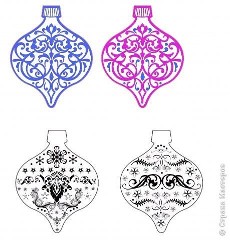 Пока мы все преображаем свои дома новогодними украшениями, хочу предложить вам сделать такие объемные «снежинки». Возможно, подобные формы уже на сайте присутствуют, значит, я предложу свою версию. фото 38