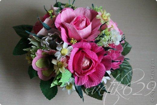 Цветы любят в любое время года ,а зимой особенно. фото 4