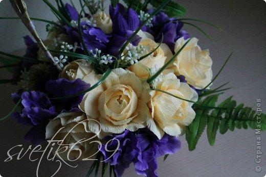 Цветы любят в любое время года ,а зимой особенно. фото 11