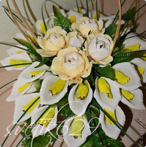 Цветы любят в любое время года ,а зимой особенно. фото 9