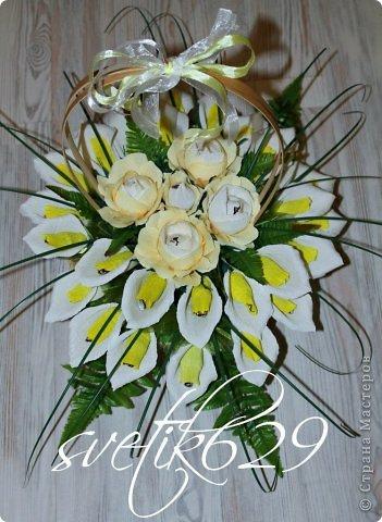 Цветы любят в любое время года ,а зимой особенно. фото 10