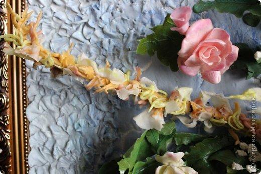 Мои первые цветы из ХФ фото 6