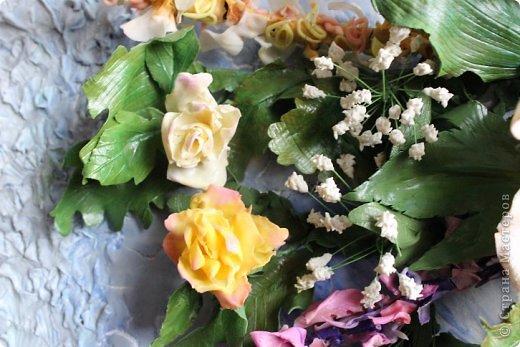 Мои первые цветы из ХФ фото 7