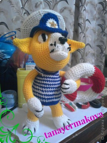 шапочка и шарф фото 11