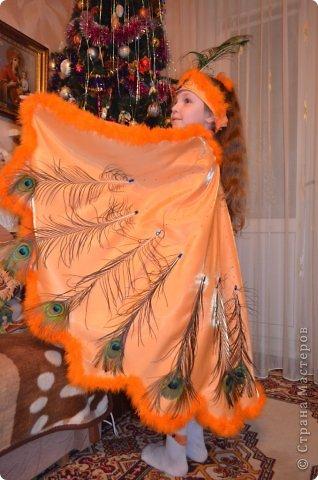 Новогодний Костюм Жар Птицы