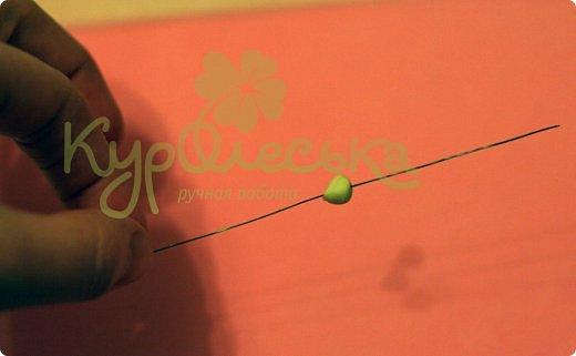 Мастер-класс Поделка изделие Флористика Лепка Мастер-класс ГЛОРИОЗА Холодный фарфор керамическая флористика Фарфор холодный фото 33