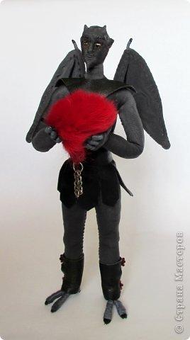 Господин Грэф, храмовый горгул, беглец. фото 3