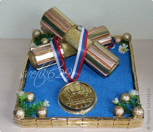 Вот такие подарочки заказали на выпускной учителям.  фото 26