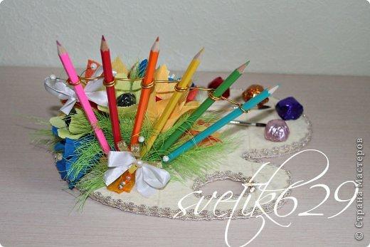 Вот такие подарочки заказали на выпускной учителям.  фото 9