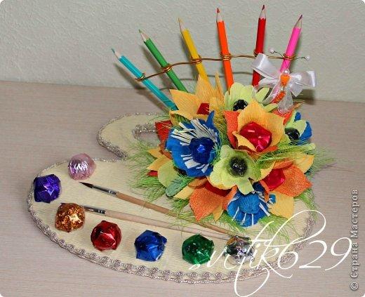 Вот такие подарочки заказали на выпускной учителям.  фото 10