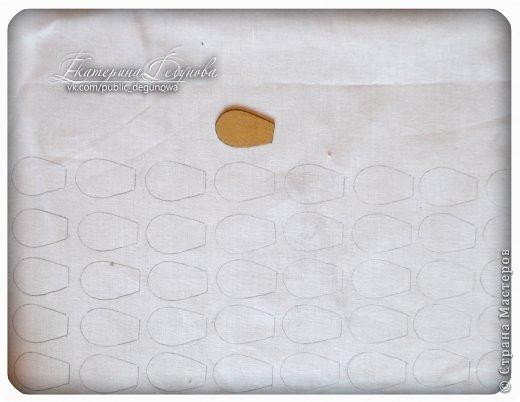 Гардероб Мастер-класс Аппликация Вышивка Шитьё Летняя сумка с аппликацией Совушка Нитки Пуговицы Ткань фото 13