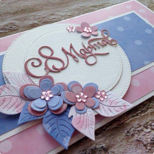 Еще одна памятная  юбилейная открытка с фотографией ! Там очаровательная принцесса с мечтой в глазах! Открытка стойка , тяжеленькая, не смотря на ее зефирность:) фото 8