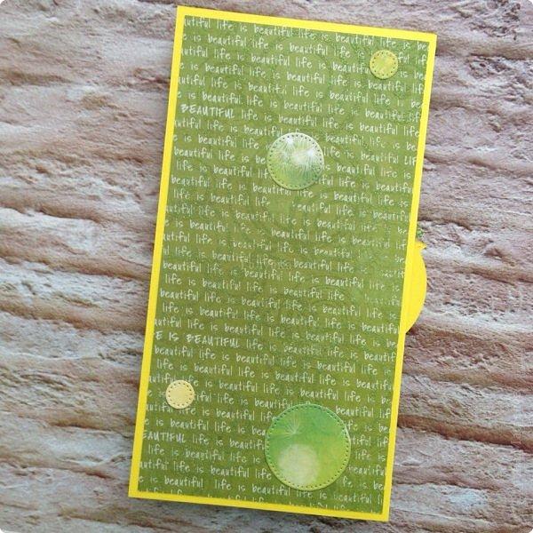 Ой, совсем забыла показать третью открытку с фотографией.  На юбилей юной барышне. Пожелания были по цветовой гамме, поэтому пришлось немного изменить цвета в фотографии, чтоб пазл сошелся:) Горячий эмбоссинг. фото 4