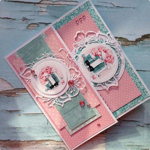 Пара конвертиков  для купюр на роскошь и гламур:) фото 1