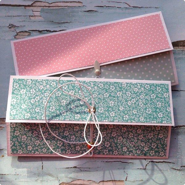 Пара конвертиков  для купюр на роскошь и гламур:) фото 6