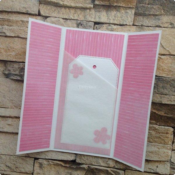 Вот такое у меня сегодня было розовое настроение под впечатлением от бумаги «АртУзор» фото 9