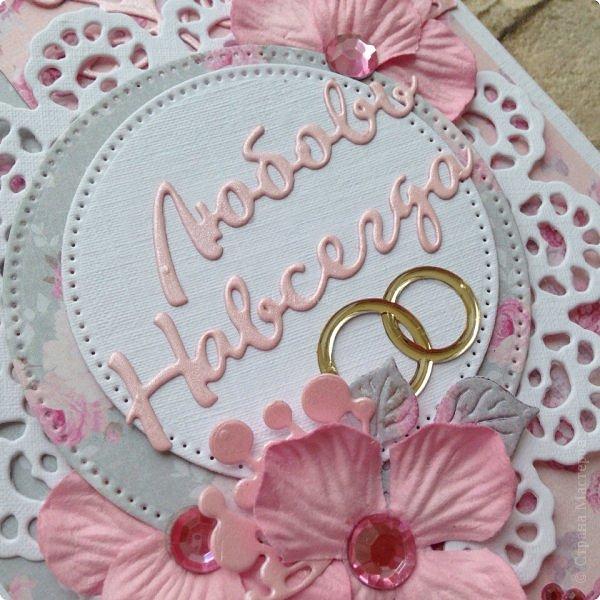 Вот такое у меня сегодня было розовое настроение под впечатлением от бумаги «АртУзор» фото 3