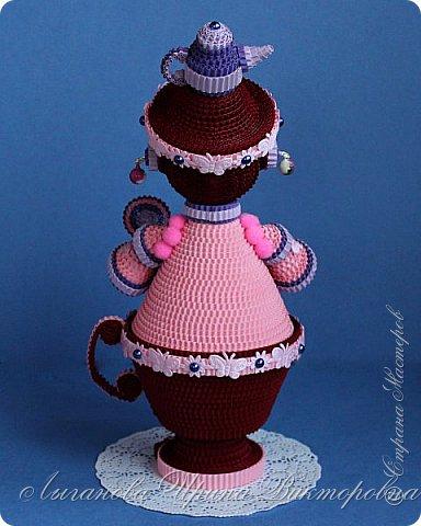 Разрешите вас познакомить - Кофеина Чаевна Молочкова. Большая любительница попить чайку-кофейку. При этом она еще и фея кофейно-чайных запасов. фото 4