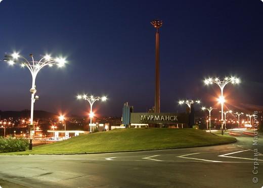 -Ты в Мурманске,если в июне увидев на часах 12-00, ты щуришся на солнце и сомневаешься во времени суток. Типичная заполярная сопка, полночь(в полярный день). фото 3