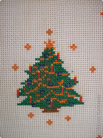Рождественская ёлочка