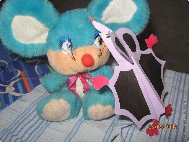 «Мышка, выполненная из конусов», «Бэтмен» фото 2