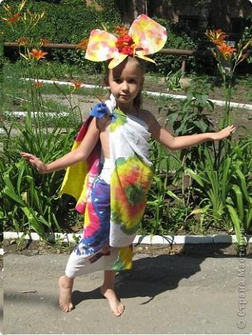 """Костюм """"Лето цветов и бабочек"""""""