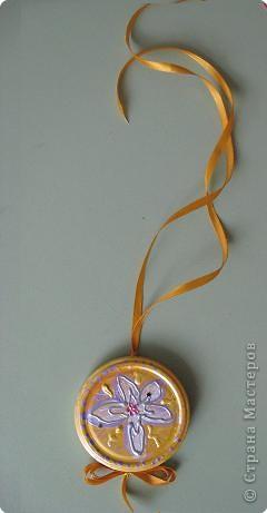 Цветочная медаль