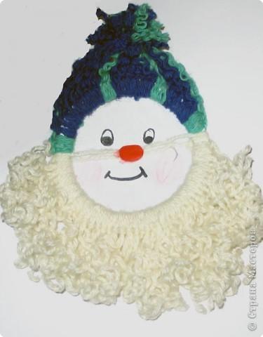 Новогодние гномы - помощники деда Мороза фото 1
