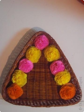 Цветочная буква