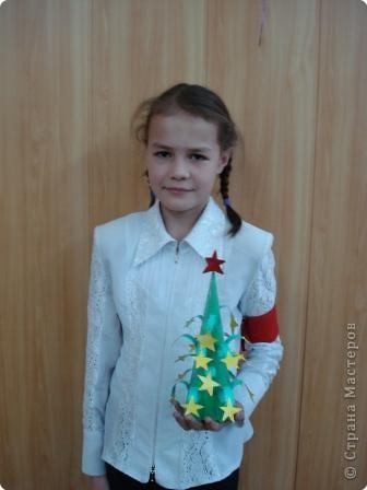 """""""Звёздная"""" ёлочка фото 2"""