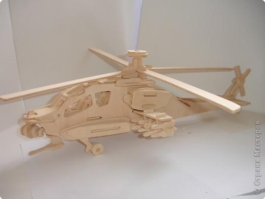 Вертолет поделка своими руками в