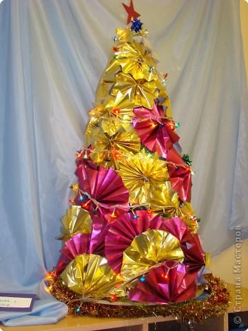 Волшебная елка