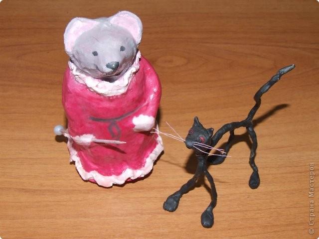 Храбрая  Мышка фото 2