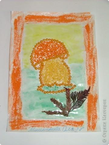 Изготовление картины с использованием природного материала.  фото 3
