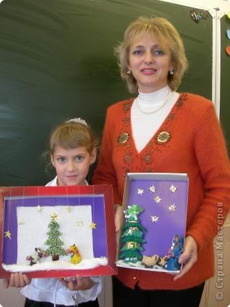 """""""Рождественская звезда"""" фото 2"""