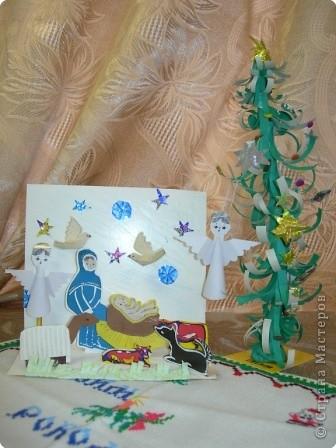 Рождественская ель фото 1