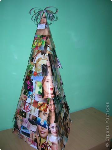 Глянцевая елка:)