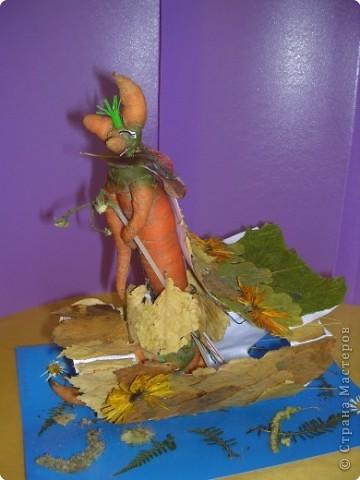Морковный капитан